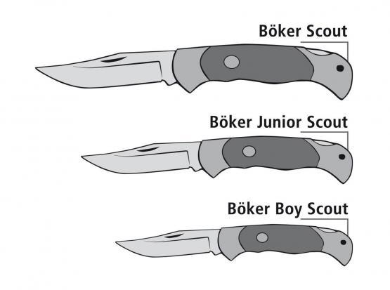 Böker Scout Buffalo