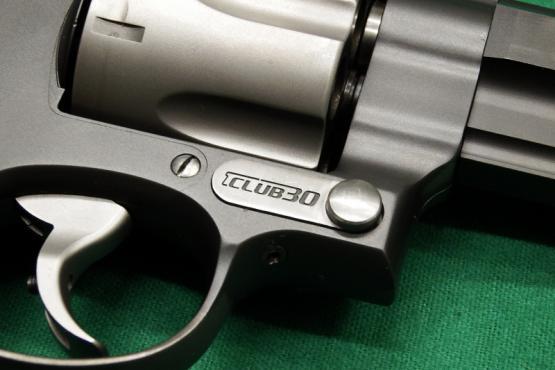 Jubiläumsrevolver-Set Smith & Wesson Club 30 - 25 Jahre - 44 MAG / 357 MAG / 22 LR