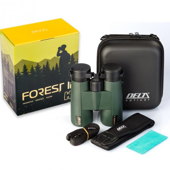 Delta Optical Forest II 8×42 roof